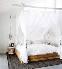 Awesome rustic bedroom furniture ideas to get the farmhouse charm 39