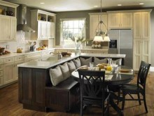 Awesome yet functional kitchen island design ideas 02