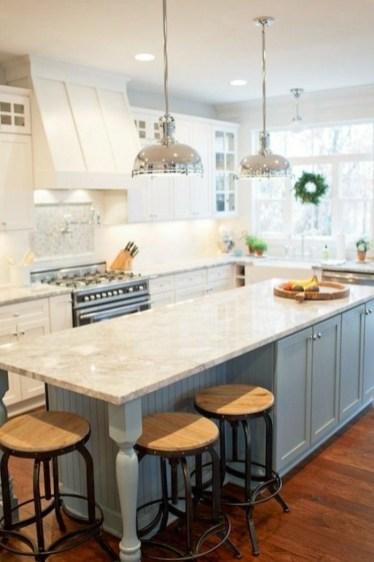Awesome yet functional kitchen island design ideas 05