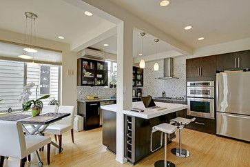 Awesome yet functional kitchen island design ideas 06