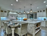 Awesome yet functional kitchen island design ideas 10