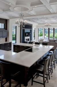 Awesome yet functional kitchen island design ideas 13
