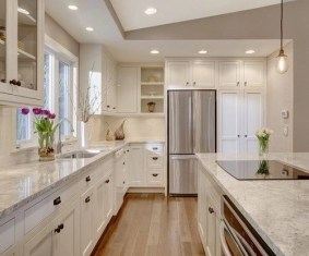 Awesome yet functional kitchen island design ideas 17