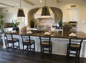 Awesome yet functional kitchen island design ideas 21