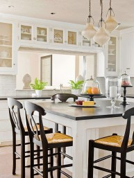 Awesome yet functional kitchen island design ideas 44