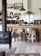 Awesome yet functional kitchen island design ideas 45