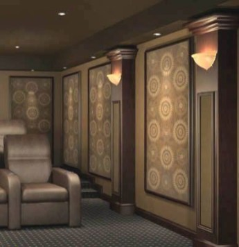 Basement home theater design ideas to enjoy your movie time with family and friends 42