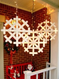 Beautiful diy christmas light decoration ideas 01