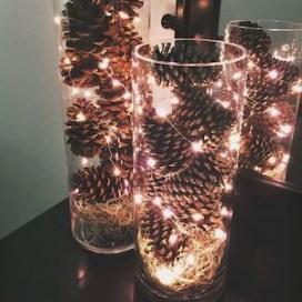 Beautiful diy christmas light decoration ideas 02