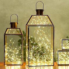 Beautiful diy christmas light decoration ideas 30
