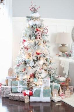 Beautiful diy christmas light decoration ideas 33