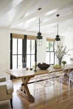 Colorful farmhouse style you will want to know 25
