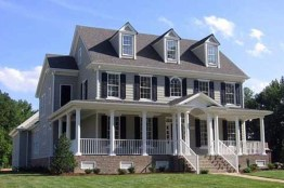 Colorful farmhouse style you will want to know 51
