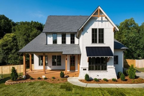 Colorful farmhouse style you will want to know 52