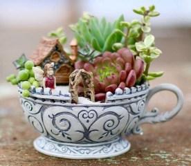 Creative diy fairy garden ideas to try 09