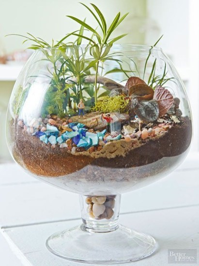 Creative diy fairy garden ideas to try 12