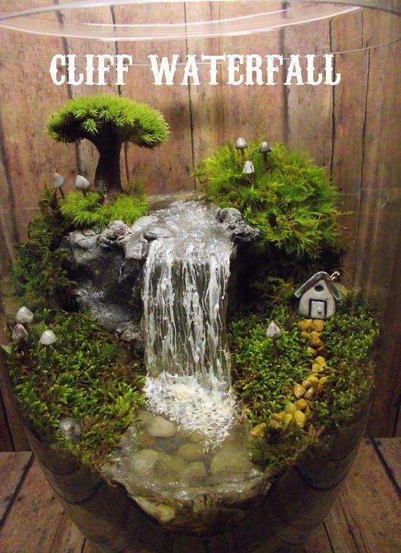Creative diy fairy garden ideas to try 36