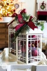 Creative diy farmhouse ornaments for christmas 23