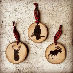 Creative diy farmhouse ornaments for christmas 26