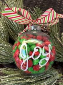 Creative diy farmhouse ornaments for christmas 38