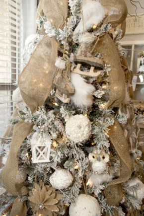 Creative diy farmhouse ornaments for christmas 53