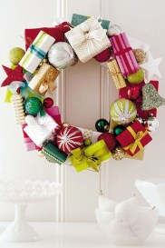 Diy christmas wreath ideas to decorate your holiday season 10