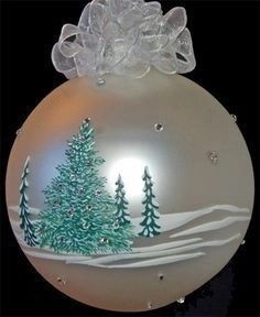 Diy glass ornament projects to try asap 30