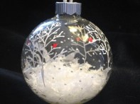 Diy glass ornament projects to try asap 38