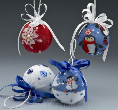 Diy holiday projects using dollar store ornaments 19