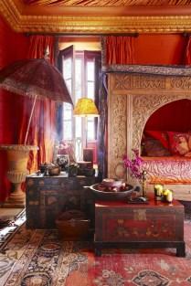 Enthralling bohemian style home decor ideas to inspire you 12