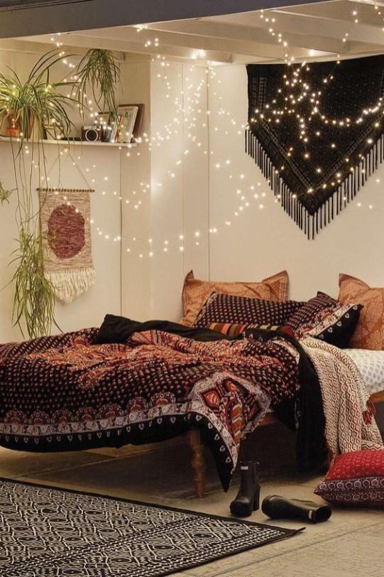 Enthralling bohemian style home decor ideas to inspire you 14