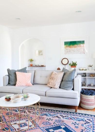 Enthralling bohemian style home decor ideas to inspire you 51