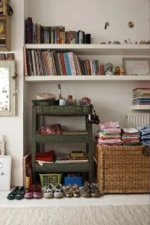Genius japanese organization hacks for small space home 33