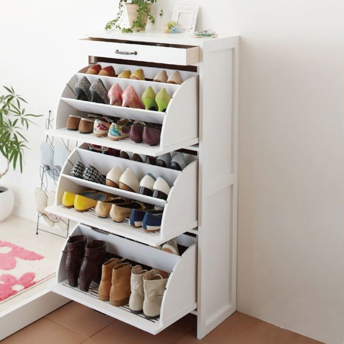 Genius japanese organization hacks for small space home 47
