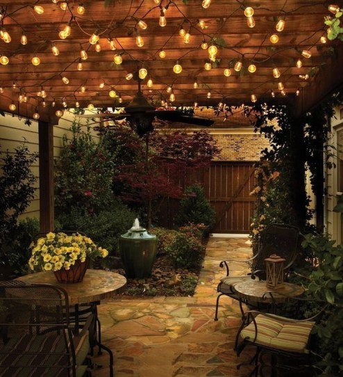 Most beautiful outdoor lighting ideas to inspire you 30