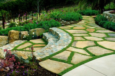 Pathway design ideas for your garden 15