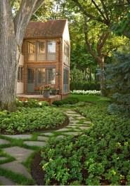 Pathway design ideas for your garden 21