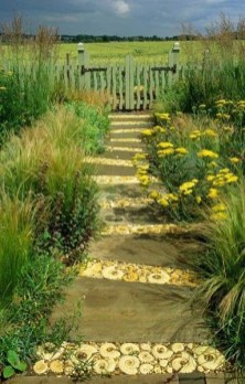 Pathway design ideas for your garden 22