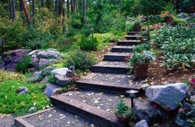 Pathway design ideas for your garden 37