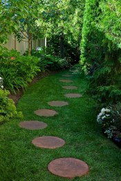 Pathway design ideas for your garden 38