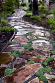 Pathway design ideas for your garden 45