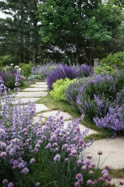 Pathway design ideas for your garden 48