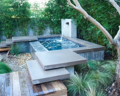 Refreshing plunge pool design ideas fo you to consider 15