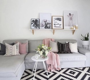 Scandinavian living room ideas you were looking for 09