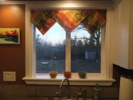 Smart and creative places to hang curtains other than window 40