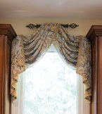 Smart and creative places to hang curtains other than window 44