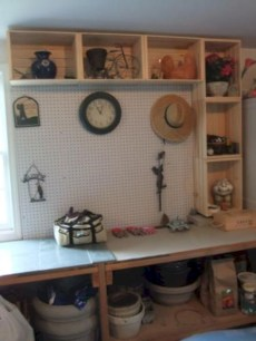 Diy wood crate shelves projects to calm the clutter effectively 01