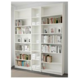 Smart and unusual book's storage ideas for book lovers 23