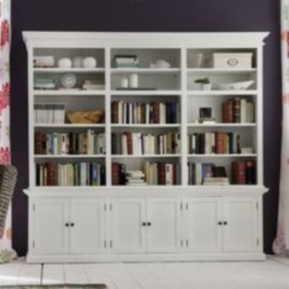 Smart and unusual book's storage ideas for book lovers 35