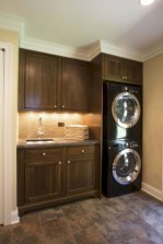 Beautiful and functional small laundry room design ideas 05